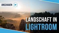 Landschaften in Lightroom bearbeiten - Tutorial