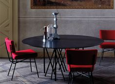 Octopus table by Carlo Colombo 2009 for Arflex