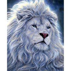 Lion King - Easy DIY Diamond Painting Kits