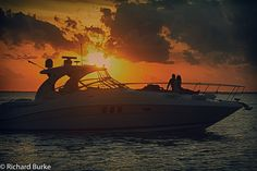 I always wanted to have a motor boat. One that you could cruise in at sunset across a calm bay or gulf. People have told me that a boat is like having a hole in the water that you throw your money …