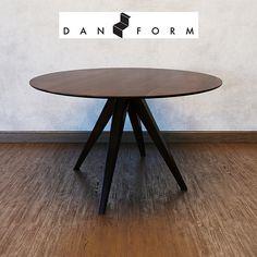 Dan-Form Bondo Dining Table 3D model