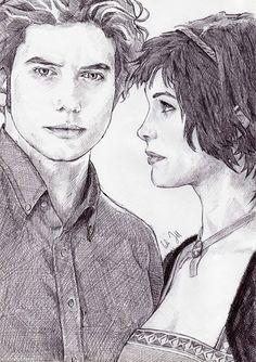 twilight saga drawing | jasper fan art on deviant art the artist name is merwild see all their ...
