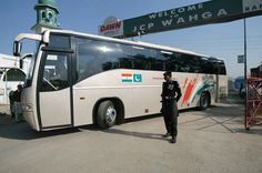 Bus Service between Pakistan and India