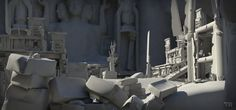 TOMB RAIDER Environment Art : Rogelio Olguin - Page 2 - Polycount Forum