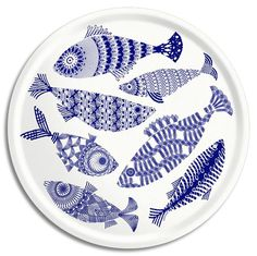 Blue fish   Alabasta   Collections   Åry Trays