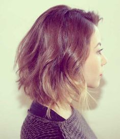 I've bought a home ombre dye kit that I may try out this weekend. This is how I'd like it to look - we'll see!!