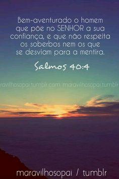 Salmos 40:4
