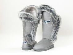 "Denver Broncos Women's Cuce Official NFL ""Winner"" Boots | Gift ..."