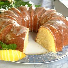 Lemon  Pound Cake (30ml Bottle)