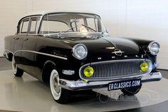 Opel Olympia Rekord P1 1959