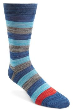 Paul Smith Spaceman Stripe Socks available at #Nordstrom