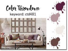 Color Throwdown #481