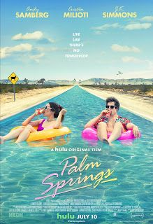 Palm Springs 2020 480p WEB-DL x264-TFPDL  DIRECT DOWNLOAD Andy Samberg, Latest Movies, New Movies, Movies Online, Good Movies, Movies And Tv Shows, Palm Springs, Tyler Hoechlin, Movie Theater
