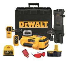 Dewalt DW079KH Lazer Distomat