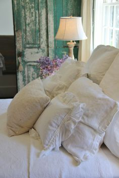 Beautiful home furnishings at The Cottage in RI, a recent feature for @REstyleSOURCE