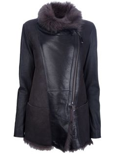 RIZAL Sheepskin coat http://woman.jofre.eu