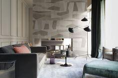 Revestimiento de pared/suelo de gres porcelánico PALLADIANA By Ceramica Bardelli diseño Studiopepe