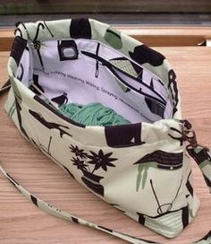 Sewing tutorials: Techniques for bag making