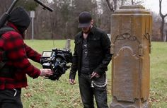 """Behind the Scenes with Brantley Gilbert Filming """"One Hell Of An ..."""
