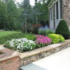 Brick Planter Design Ideas