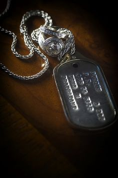 Perfect for the military couple. I like the concept, would change it around a little.