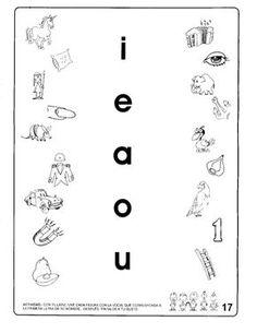 Mis recursos didácticos: Láminas para completar palabras
