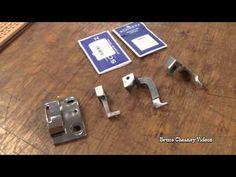 (14) Máquina de coser pesado triple arrastre Cowboy CB4500 - YouTube