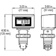 Paddlewheel Flow Meters