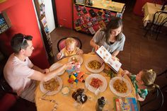 Breakfast: The Most Important Meal of the Day... with Kids — Aspiring Kennedy