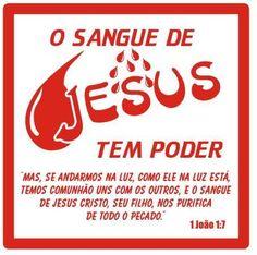 """O AVISO DE DEUS 1: """"Hora de clamar, hora de clamar o sangue de Cristo..."""