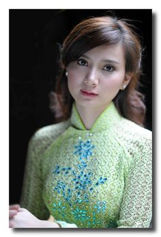 FROM VIETNAM WITH LOVE: Áo dài Việt nam - Miss Ao dai 5