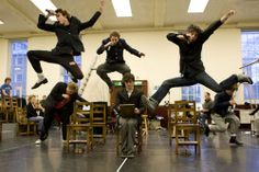 Spring Awakening Choreography Bill T Jones Bill T Jones, Gcse Drama, You Should Be Dancing, Aneurin Barnard, Iwan Rheon, Awake My Soul, Spring Awakening, Musical Theatre, Have Time