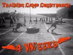4 weeks until Training Camp!  FarmingtonStrength.com (at...