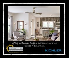 Lighting – for the finishing touch!