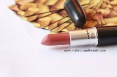mac mocha lipstick review
