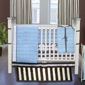 Found it at AllModern - Quilted Circles 4 Piece Crib Bedding Collection