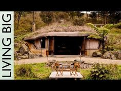 Three Earth Sheltered Eco Buildings | Permaculture Magazine