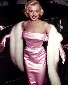 This is Marilyn: Pretty in Pink✨