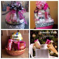 Pink Zebra Sprinkles make the perfect gift anytime of the year! www.pinkzebrahome.com/Littlesprinklesofheaven
