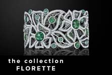 Channeling the glamour of 1940's film noir, Carelle Florette captures the contemporary allure of today's femme fatale.
