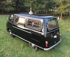 1957 Fiat Multipla Hearse by Allemano