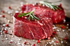 Steak refers to thick and flat cuts of meat taken from the fleshy part of an animal, usually a cow. Most steak cuts come from slicing perpendicular to the muscle fiber, with some exceptions. Steaks can be cooked to a … Dry Aged Steak, Best Steakhouse, Great Steak, Prime Beef, Cooking Temperatures, Carne Picada, Meatloaf Recipes, Food Photography, Food And Drink