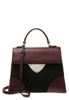 299 Handtasche - wine/fumo