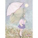 Daisy Lane Print (Dotty Umbrella)