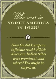 european influence north america Particularly original style developed in america, one that was  climatic factors of  north america, especially the oppressive humidity of the mississippi basin.