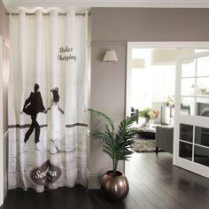 rideaux imprimés photo rideaux imprimés avec texte rideaux personnalisés ...