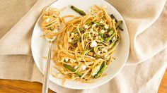 Savor summer with simple grilled vegetable pasta. A perfect meal for the entire family!