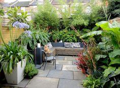 17 Adorable Design Ideas For Your Small Courtyard