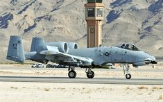 Download wallpapers Fairchild Republic, A-10 Thunderbolt II, American twin-engine attack aircraft, US Air Force, US, combat aviation, A-10C