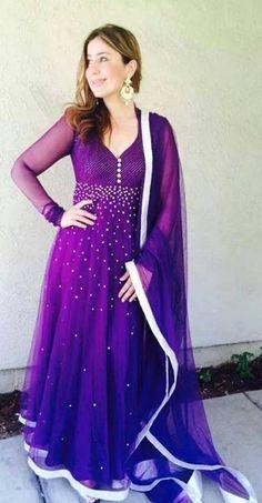 designer pakistani suits 2014